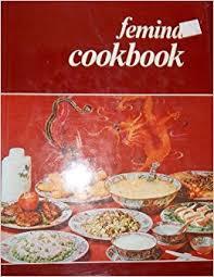 femina cuisine the femina cookbook paarman ina 9780620153287 amazon com books