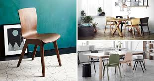 Dining Room Modern Furniture Furniture Ideas 14 Modern Wood Chairs For Your Dining Room