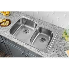kohler verse sink review endearing soleil 33 x 22 drop in double bowl kitchen sink reviews on
