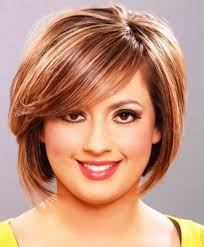 short hairstyles for round faces plus size hairstyle thin short haircuts for round faces and plus size bing