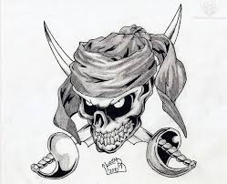 41 best pirate flag and skull tattoo designs images on pinterest