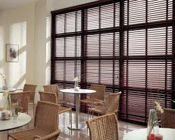 blinds for large windows ideas window treatments design ideas
