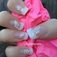 romantic wedding nail designs u2013 18 elegant nail art ideas for