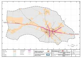 Abhanpur Master Plan 2031 Report Abhanpur Master Plan 2031 Maps by Traffic Congestion Map Of Babai Lowcosthousing Online