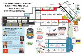 floor plan 2018 toronto camping and rv show