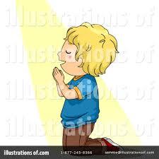 praying clipart 1321732 illustration by bnp design studio