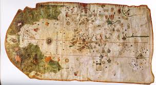 Geographical Map Of Usa Columbus Makes Landfall In The Caribbean National Geographic Society