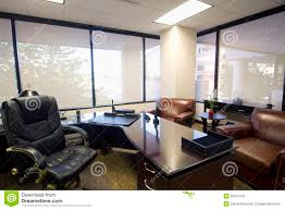 executive office corporate executive office room interior royalty free stock image