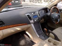 sonata facelift w new interior now called sonata u0027transform