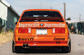 Bmw M3 Sport - turning a 1988 bmw e30 m3 into an hommage to dtm racers