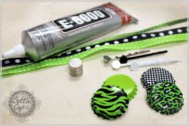 hair bow supplies bottle cap hair bow diy tutorial from bottle cap co