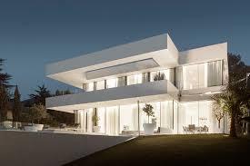 gallery of house m monovolume architecture design 4