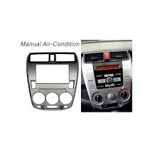 online buy wholesale double din fascia honda city from china