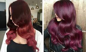 deep red color 21 amazing dark red hair color ideas stayglam