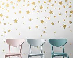 Removable Wall Decals For Nursery Wall Decals Gold Decals Nursery Wall Decals