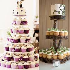 cupcake wedding cake alternatives to traditional wedding cakes wedding cakes