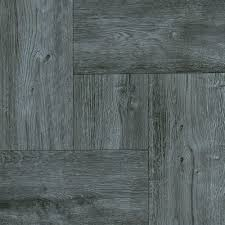 trafficmaster grey wood parquet 12 in x 12 in residential peel