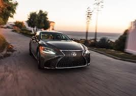 lexus sedan packages all new 2018 lexus ls reimagines global flagship sedan