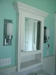 frameless mirrored medicine cabinet recessed frameless medicine cabinet recessed wit piper frameless recessed