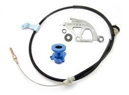 2002 mustang clutch mustang adjustable clutch cable kit 5 0l 3 8l 82 04