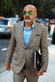 the dream maker christian louboutin at paris fashion week