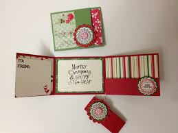christmas card holder stand christmas lights decoration