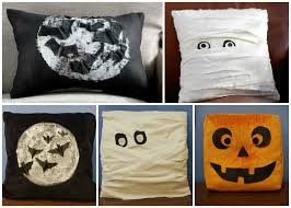 make your own pottery barn inspired halloween pillows u2014 goodwill