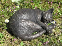 pin by svetlana on скульптуры sculpture cat