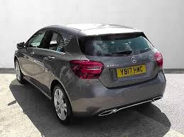used 2017 mercedes benz a class a180d sport executive 5dr for sale