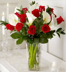 Roses And Lilies Top 8 Red Roses For Valentine U0027s Day Ideas