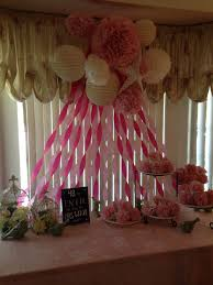 bridal shower decorations best 25 shower decorations ideas on l