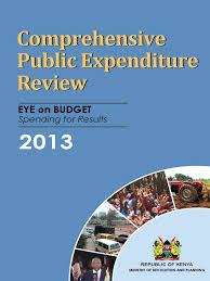 comprehensive public expenditure review fiscal policy public