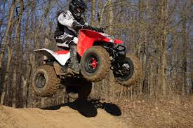 2016 honda trx250x test with video