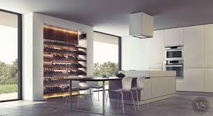 une cave à vin contemporaine qui s intègre parfaitement dans votre