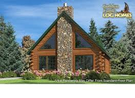 lake cabin plans golden eagle log and timber homes floor plan details lake front