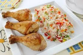 cuisine avec du riz cuisiner un délicieux riz au poulet pour 4 personnes recette de