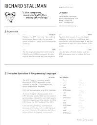 latex template academic resume