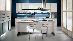 captivating kitchen interior design with white gloss cabinet back post kitchen layout design ideas
