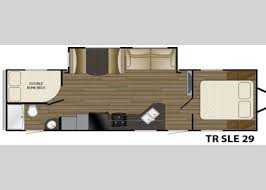 floor plan sle with measurements new heartland trail runner sle 29 travel trailer for sale review