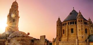 pilgrimage to the holy land land pilgrimage tour to dormition on mount zion to