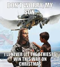 War On Christmas Meme - tis the season for the war on christmas what would jack do