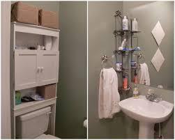 gret ideas when creating small half bathroom tiny ideas chrome