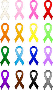 cancer awareness ribbon clip art many interesting cliparts
