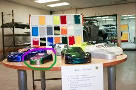 vwvortex com factory chameleon colored cars