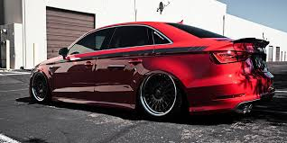 Is Air Ride Suspension Comfortable Project Audi A3 Sedan Air Lift Performance Suspension