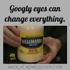 Googly Eyes Meme - googly eyes change everything by potato meme center