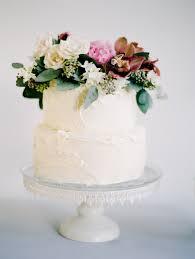 diy cake toppers weddings u0026 showers white cakes fresh flowers