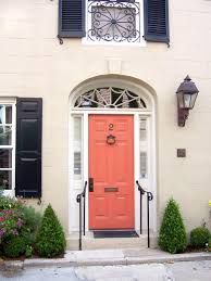 13 bold colors for your front door coral front doors bold
