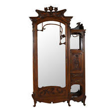 What Does Armoire Mean In French Antique Armoires U0026 Wardrobes 1900 1950 Ebay