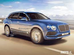 custom bentley bentayga 2016 bentley bentayga iab rendering